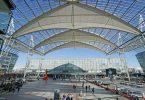 يظل مطار ميونيخ هو المطار الوحيد من فئة الخمس نجوم في أوروبا