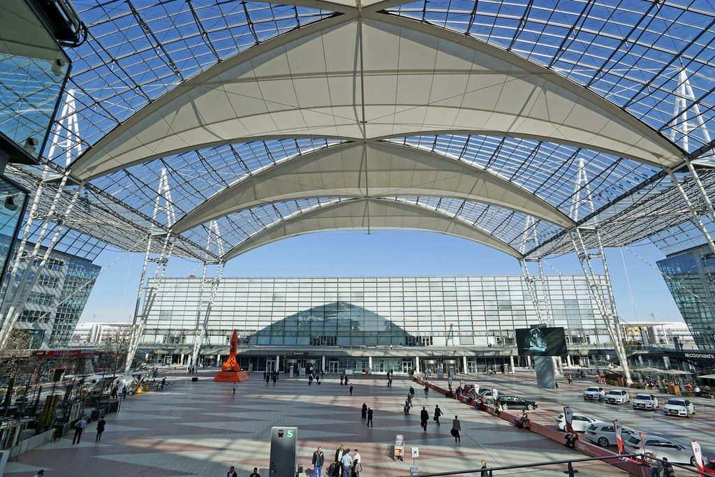O aeroporto de Munique continua sendo o único aeroporto 5 estrelas da Europa
