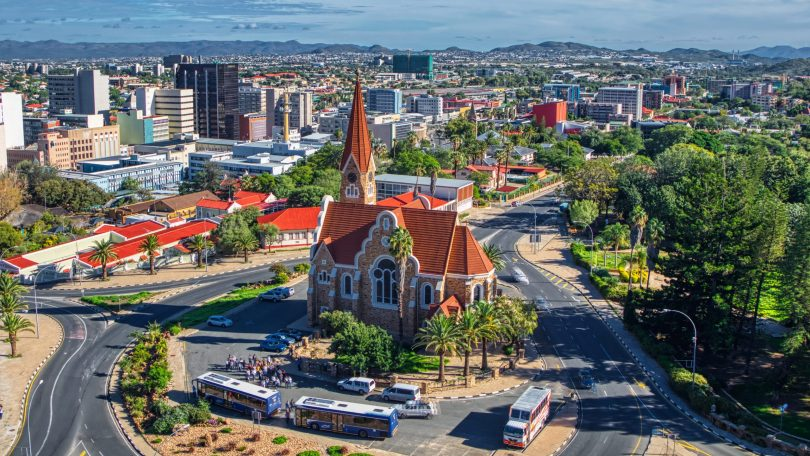 Namibia first African nation visited by UNWTO since start of COVID-19 pandemic