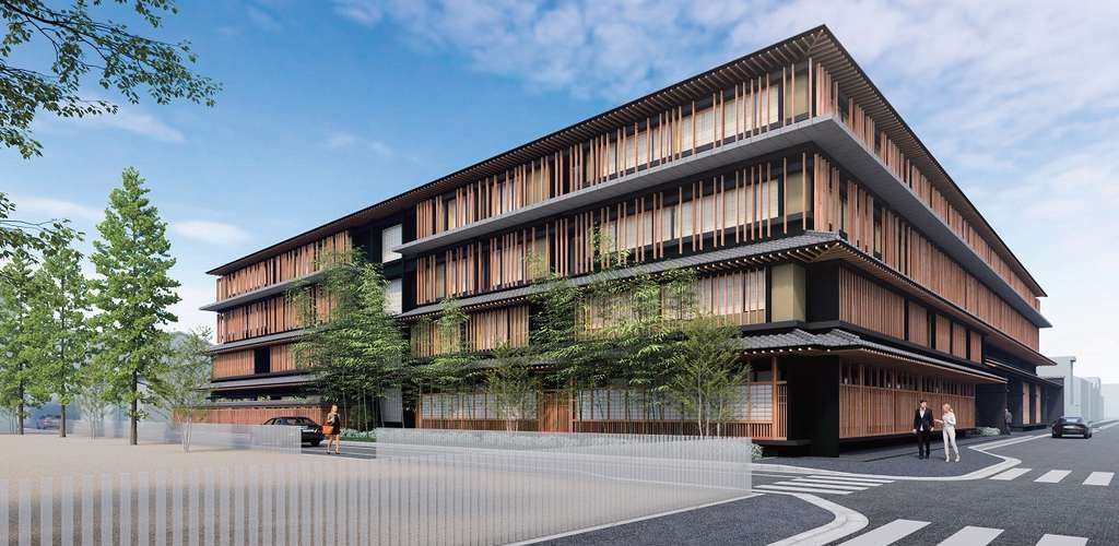 دوسیٹ انٹرنیشنل جاپان کے شہر کیوٹو میں اپنا پہلا دوسیٹ تھانوی ہوٹل سنبھالے گا