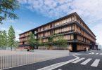 Dusit International fir säin éischten Dusit Thani Hotel zu Kyoto, Japan ze managen