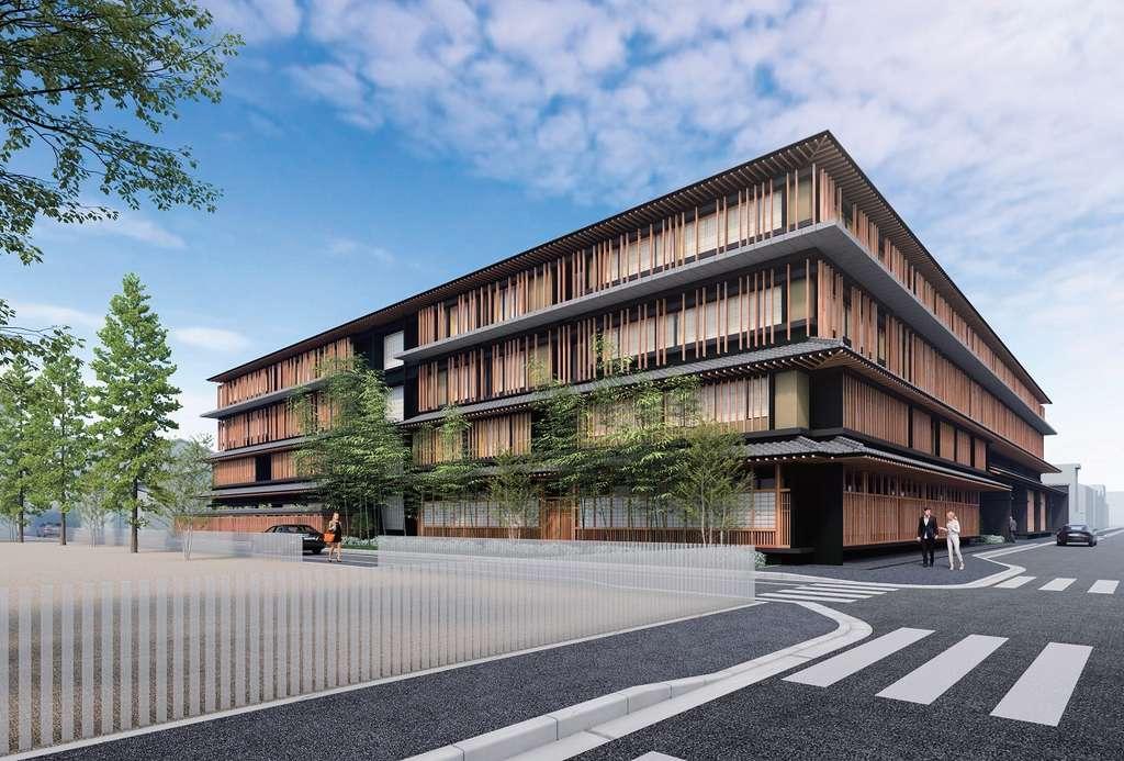 دوست إنترناشيونال تدير أول فندق لها في مدينة كيوتو ، اليابان