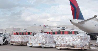 Delta Air Lines стартира редовни полети само за товари между САЩ, Индия и Европа