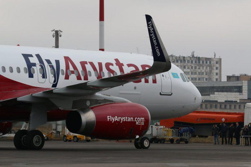 FlyArystan zaznamenává v říjnu 91% domácí výkon včas