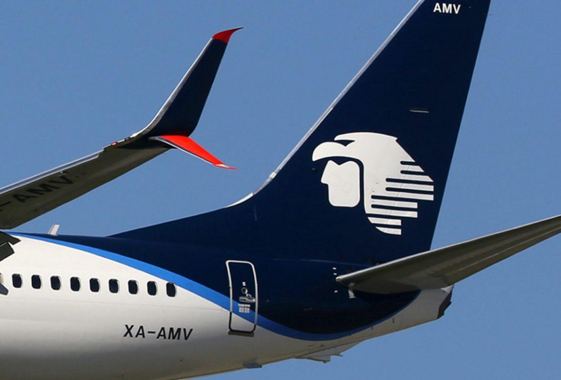 Aeromexico: Passazjiers oantallen yn oktober mei 22.9%