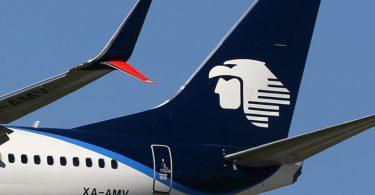 Aeromexico: Počet cestujících v říjnu vzrostl o 22.9%