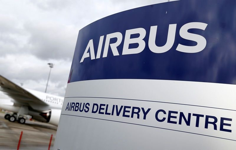 Airbus: 11 new orders, 72 aircraft delivered in October
