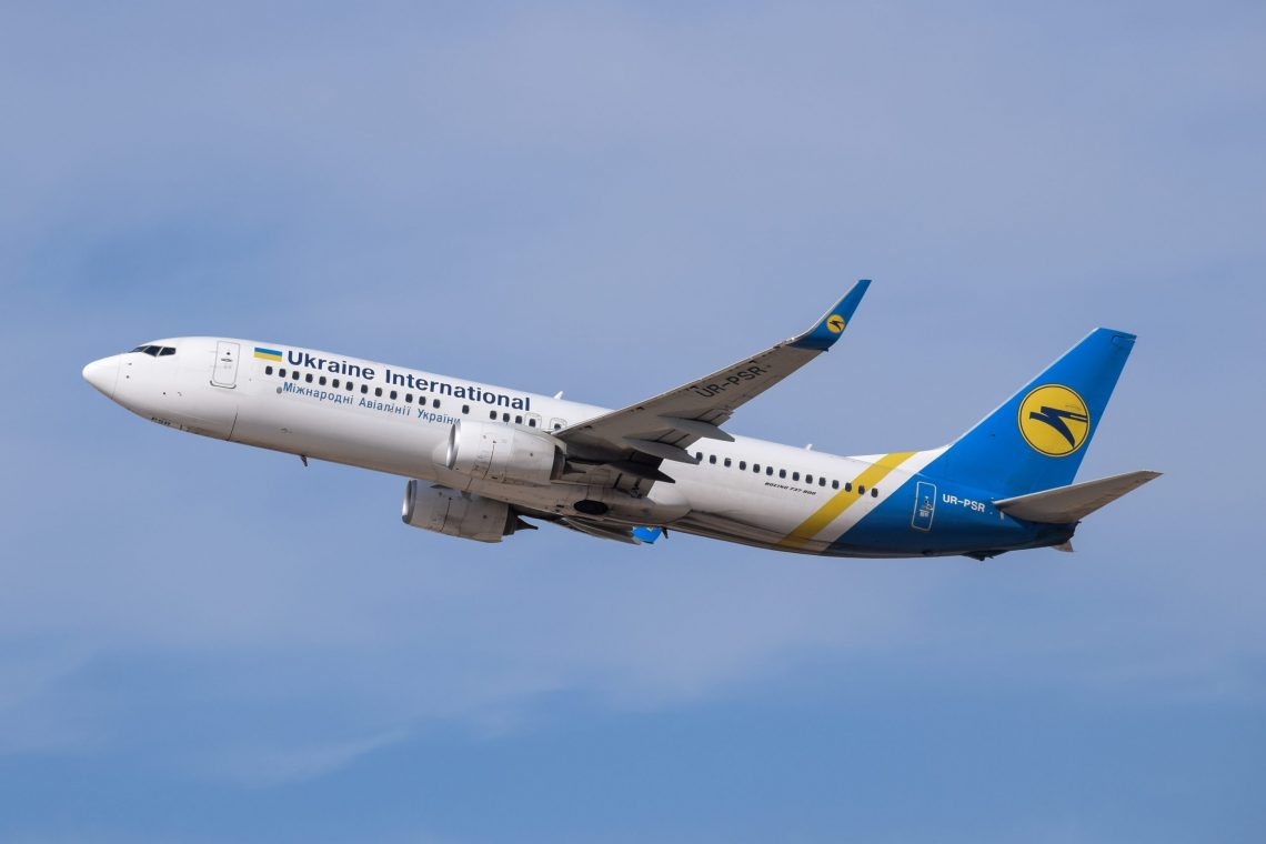 Ukraine International Airlines storniert zwei regionale Ziele mit Israel