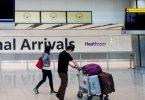 Велика Британија издава ќебе забрана за влез на сите нови пристигнувања од Данска