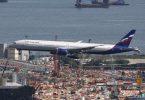 Russian Aeroflot retoma os voos Moscova-Hong Kong