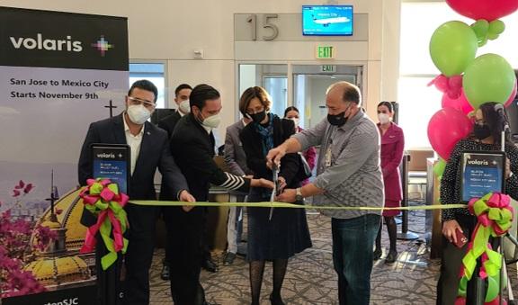 Aeroporto Internacional de San José corta laços em voos da Cidade do México