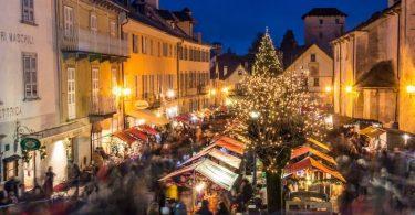 Noraràn'i Italia ny tsenan'ny Krismasy noho ny tahotra COVID-19