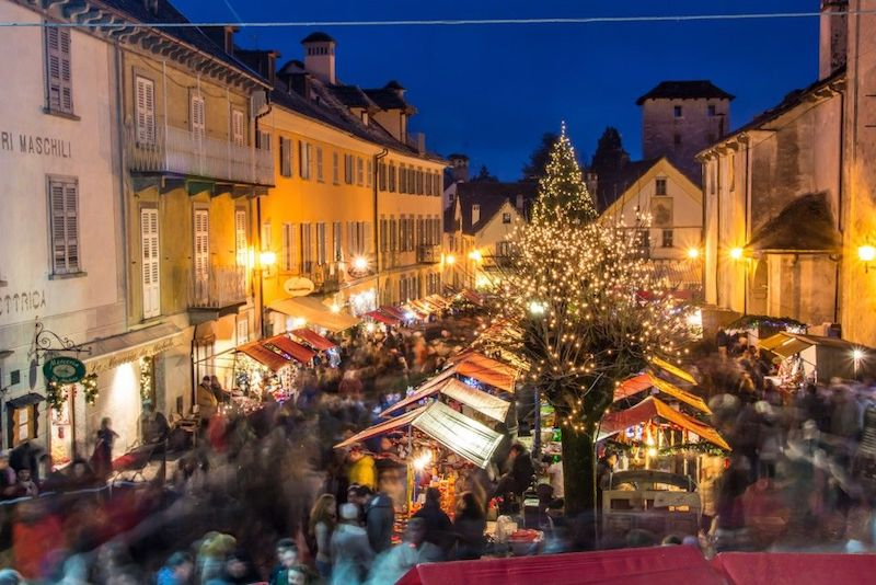 Italy bans Christmas markets over COVID-19 fears