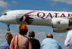 कतर एयरवेज ने अल्जीयर्स, कीव, मियामी, फुकेट, सेशेल्स, त्बिलिसी और वारसॉ के लिए उड़ानें शुरू कीं