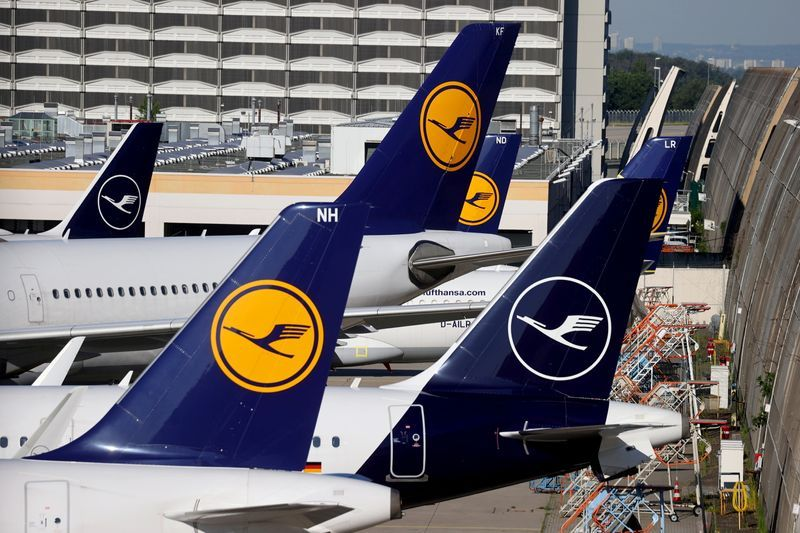 Lufthansa and ver.di union agree on crisis package  through 2021