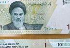 """Írán vydává bankovky s """"fantomovými"""" nulami, které označují přechod na novou měnu"""