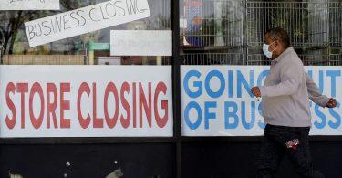 Die USA könnten im Jahr 9.2 aufgrund von COVID-2020-Reisebeschränkungen 19 Millionen Arbeitsplätze verlieren