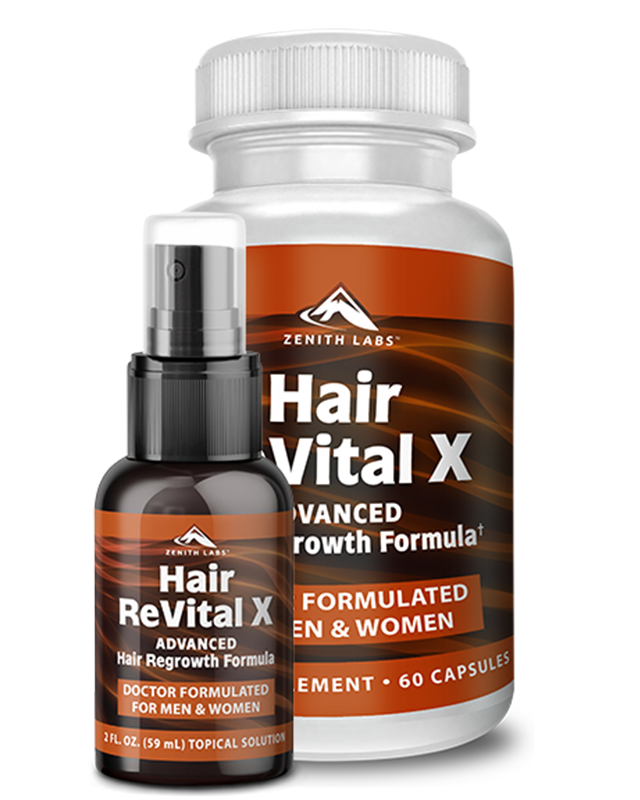 Hair Revital X Customer Reviews-Warning! Must Read This!