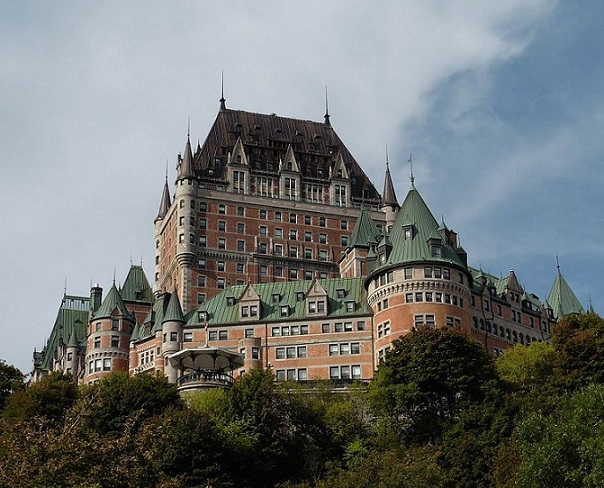 Le Chateau Frontenac Quebec City: Celebrated Historic Landmark
