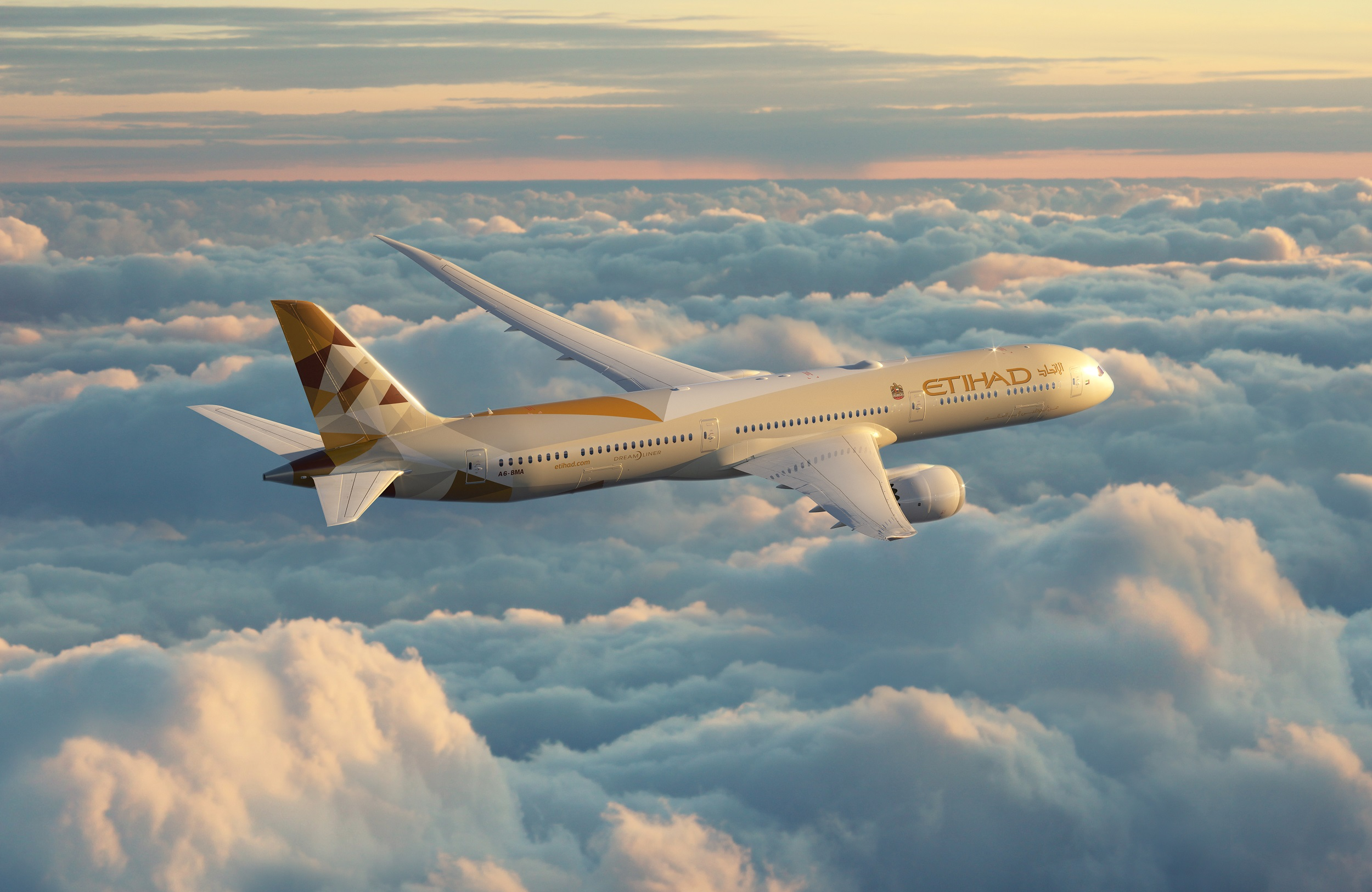 Etihad Airways: A Symbol of Peace between Israel and UAE with AUH-TLV flights