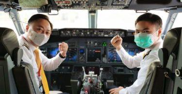 الطائرات: جزء من مشكلة COVID-19
