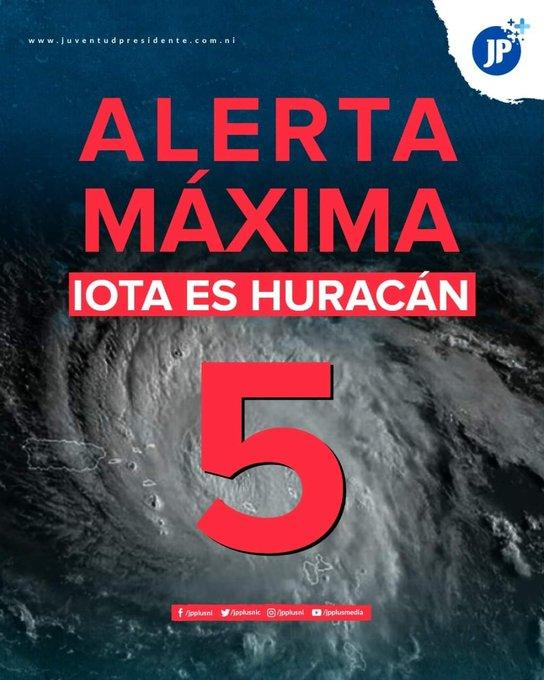 Honduras under deadly attack by Hurricane Iota