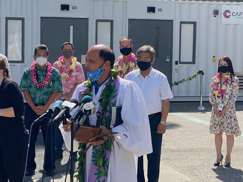 Hawaii loved and blessed by a COVID-19 testing lab at Honolulu International Airport