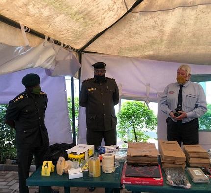 Crime Scene Kits Protecting Wildlife and Tourism