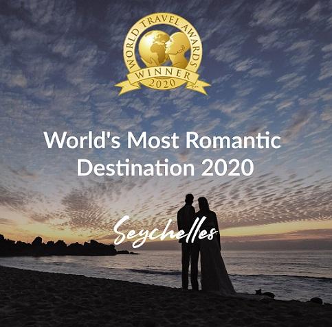 Seychelské ostrovy byly korunovány nejromantičtějším cílem WTA na světě