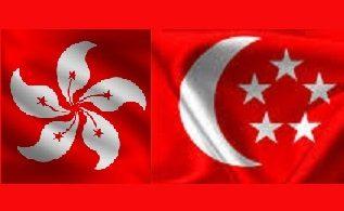 Hong Kong-Singapore Ua Npuas Ncauj Ua Haujlwm Pent-up Mus Ncig Ua Si