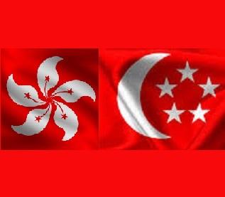 Hong Kong-Singapura Gelembung Ngisi Panjaluk Perjalanan Pent-up