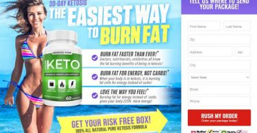 Hodnocení zákazníků FitBurn Keto: Je doplněk Fit Burn Keto bezpečný nebo ne?