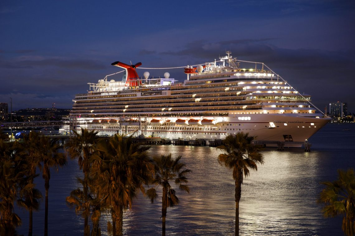 Carnival Cruise Line updates guests on itinerary cancellations