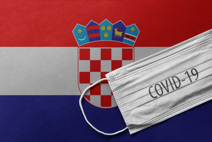 Chorvatsko je zcela uzavřeno pro zahraniční turisty