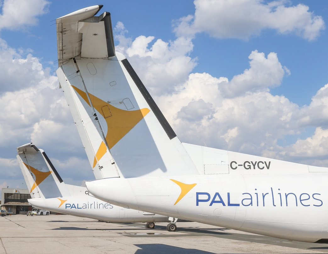 PAL Airlines announces new winter schedule for Atlantic Canada and Quebec