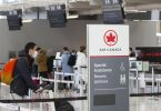 Tha Air Canada a 'tabhann dol air bòrd biometric roghnach airson tursan-adhair eadar na SA agus Canada