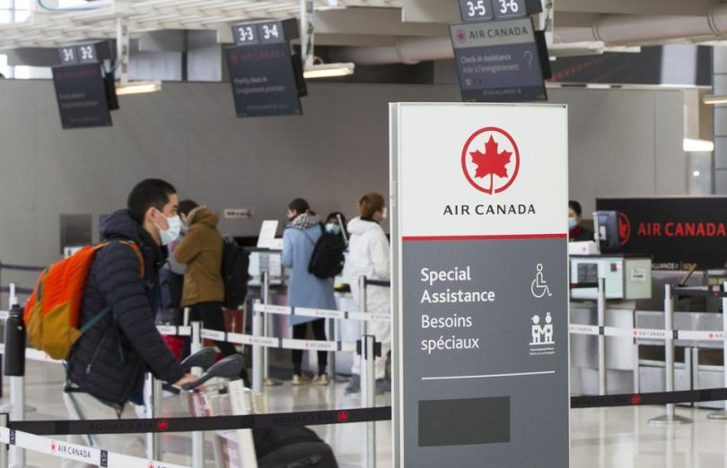 Air Canada offers optional biometric boarding for US to Canada flights