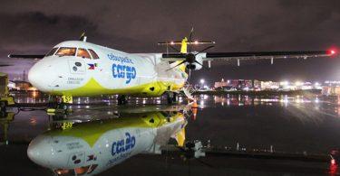 Cebu Pacific pojačava teretne operacije s drugim preuređenim ATR-teretnim brodom