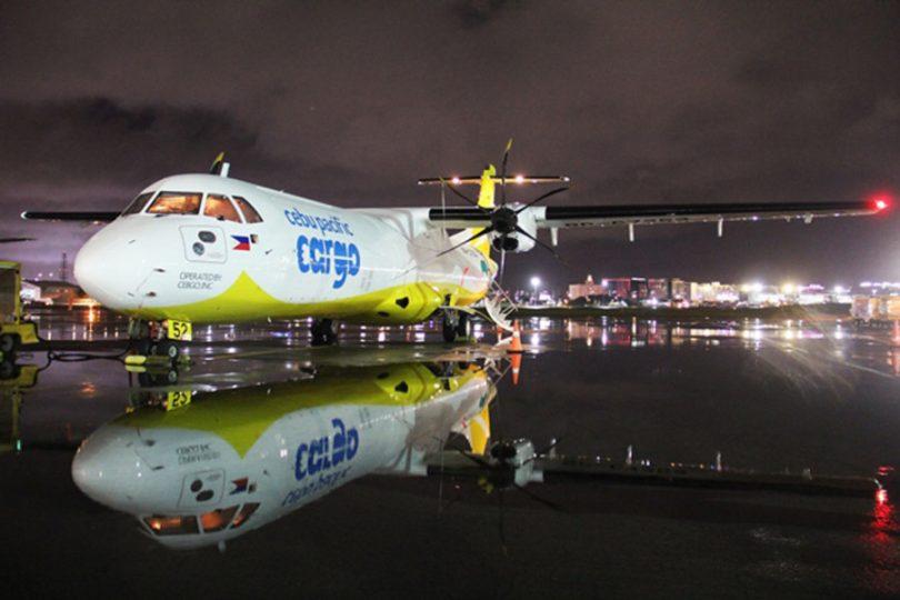 تعزز شركة سيبو باسيفيك عمليات الشحن بطائرة شحن ATR الثانية المحولة