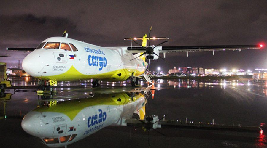 Cebu Pacific با دومین باری ATR تبدیل شده عملیات بار را افزایش می دهد