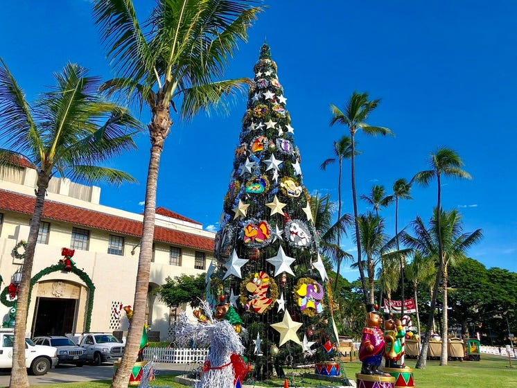 2020's Best Cities for Christmas in US named
