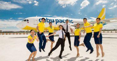 Cebu Pacific utvider ubegrenset ombooking til 31. mars 2021