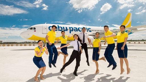 Cebu Pacific prolonge les changements de réservation illimités jusqu'au 31 mars 2021