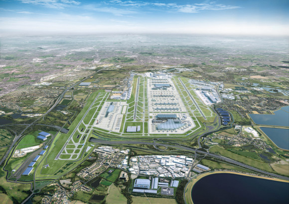 Heathrow Airport responds to findings of Judicial Review