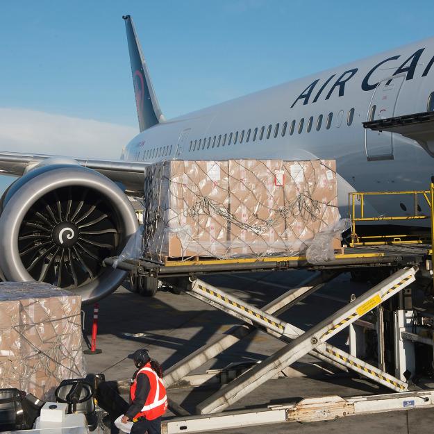 Air Canada- ն իրականացնում է 4,000-րդ ամբողջ բեռնատար թռիչքը