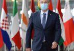 اختبار رئيس وزراء كرواتيا إيجابي لـ COVID-19
