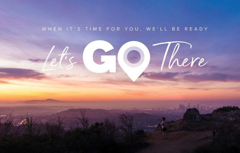 Pojďme tam a Facebook spolupracovat, aby inspiroval budoucí pobyty