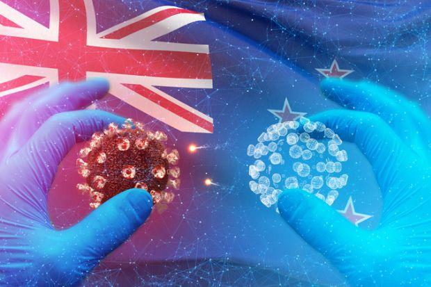 نیوزیلند در مدیریت بحران COVID-19 ایالات متحده آمریکا را پیروز می کند
