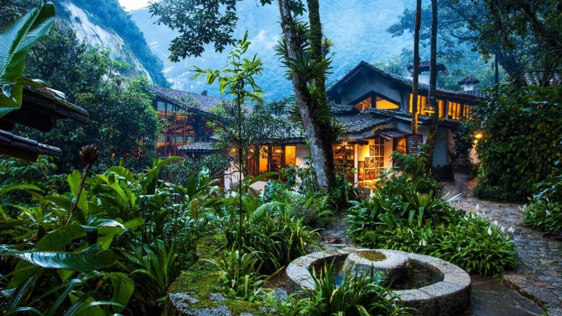 Nagpapatuloy ang pagpapatakbo ng mga hotel sa Inkaterra sa Peru