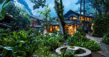 Inkaterra viesnīcas Peru atsāk darbu